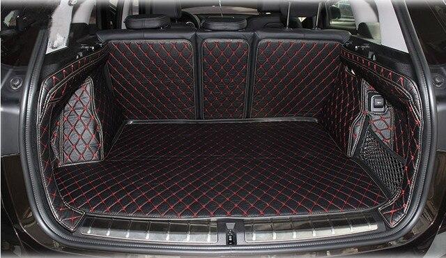 gute teppiche vollen satz kofferraum matten f r bmw x1. Black Bedroom Furniture Sets. Home Design Ideas
