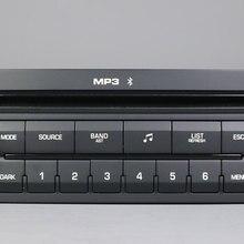 Подлинная оригинальная большая панель RD45 Автомобильная магнитола с CD USB Bluetooth aux MP3 для peugeot 207 206 307 308 807 Citroen C2 C3 C4 C5 C8