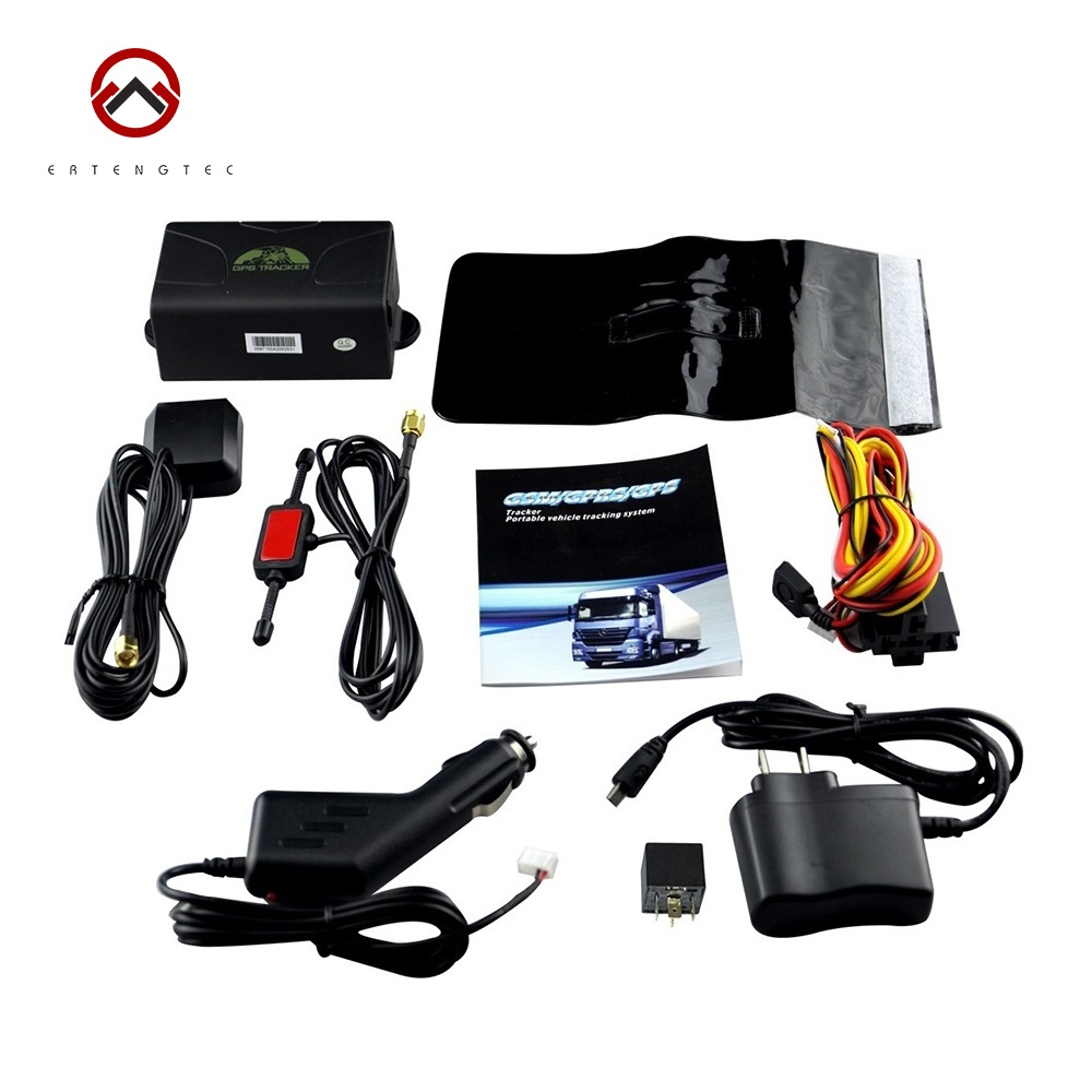 Vehicle GPS Tracker TK104B GPS104B Car Alarm Tracking