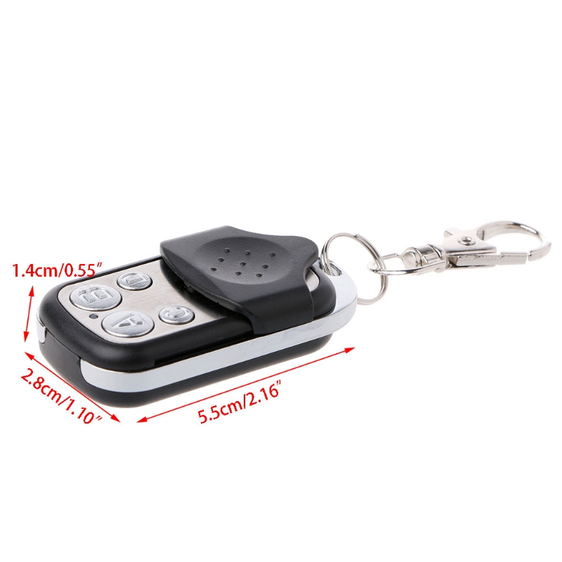 Duplicator Remote Control Copy CAME TOP 432NA Universal Garage Door Transmitter