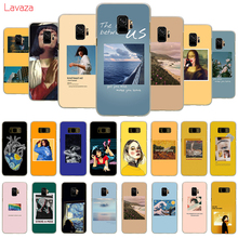 Lavaza Great art aesthetic van Gogh Mona Lisa Hard Phone Case for Samsung Galaxy A10 A30 A40 A50 A70 M10 M20 M30 Cover