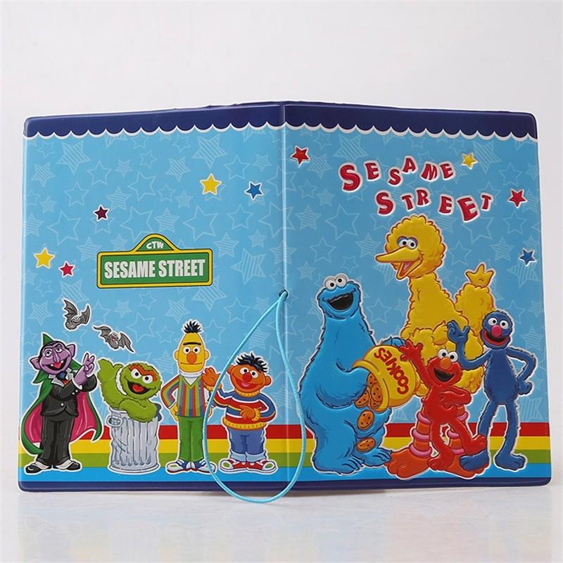 Sesame Street passport cover1-2