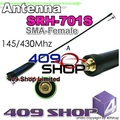 NEW G-SRH701SSF G-SRH701SSF Antenna 144/430MHZ for UV-B5 UV-B6 PX-888