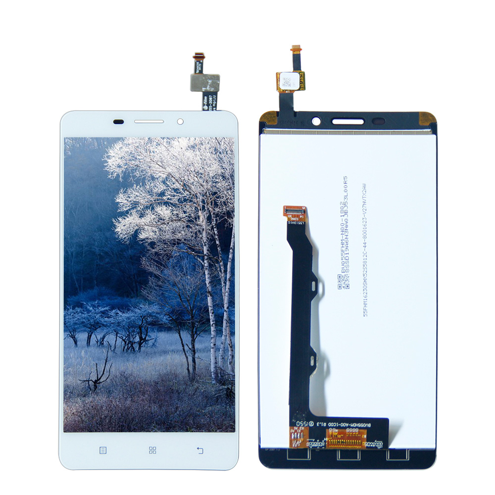 For Lenovo A7700 Touch Screen Digitizer LCD Display Assembly white Color Free ShippingFor Lenovo A7700 Touch Screen Digitizer LCD Display Assembly white Color Free Shipping