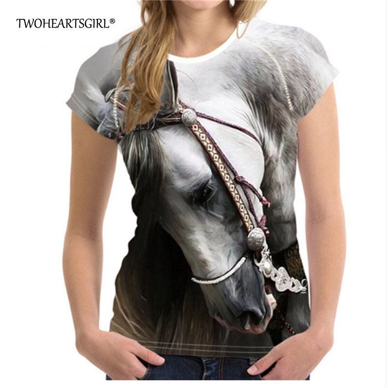 Heartbeat Horse Dressage Love Horseriding TShirt Riding T Shirt Sizes S-XXL  H10