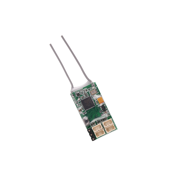 Lots 5 CM421 4CH DSM2 Receiver for Spektrum DX6I DX8 DX9 Remote Control