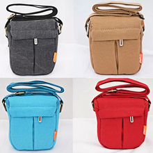 Fashion New Arrival Shockproof Camera Canvas Shoulder Bag For for Canon EOS M10 M2 M3 for Sony RX100 RX100 M3 for Nikon