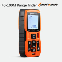 Best Buy 40-120M  Laser Distance High Precision Hand held Infrared Measuring Instrument Electronic Scale Range finder