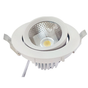 Image 3 - 7W 40W Rotatable LED Downlight AC110V 220V  Led COB Ceiling BulbRecessed LED Spot Light Dimmable Decoration Lamp Free shipping