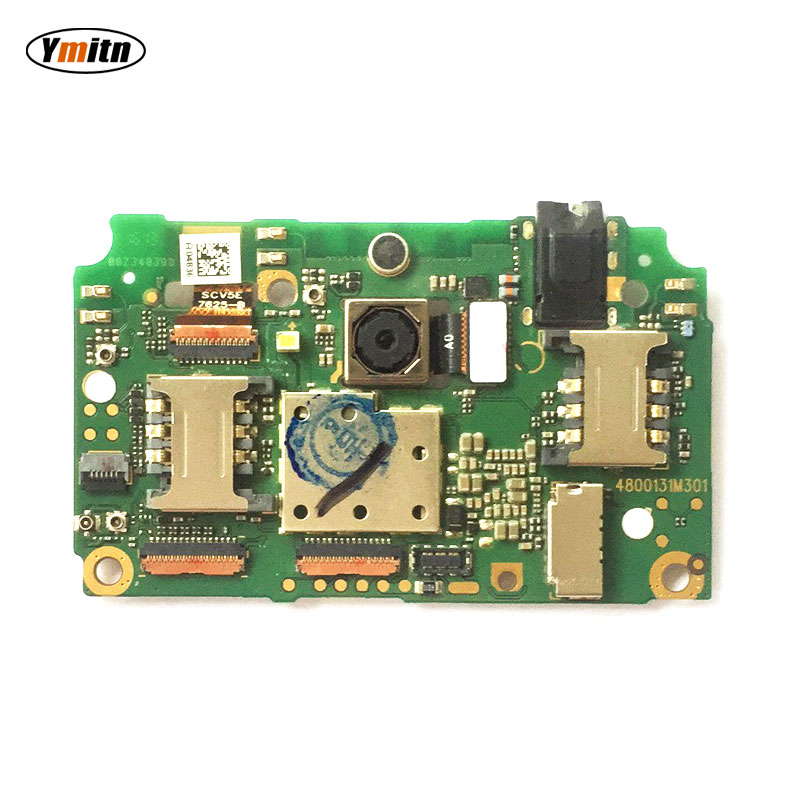 Ymitn Mobile Electronic Panel Mainboard Motherboard Unlocked With Chips Circuits Flex Cable For Huawei Enjoy 5 TIT-U02 TIT-AL00