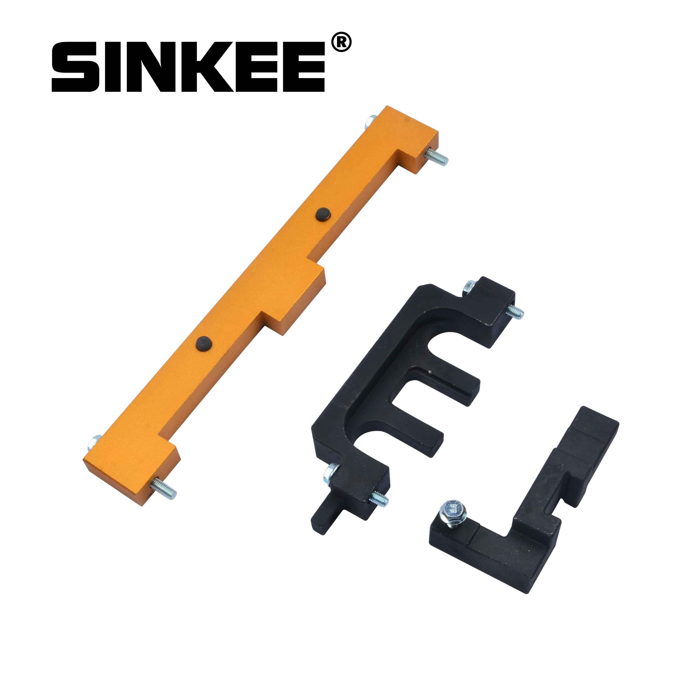 Kit d'outils de verrouillage de synchronisation de réglage de moteur à essence pour BMW N42 N46 N46T B18-A arbre à cames B20-A-B SK1067 - 3