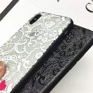 Чехол для Телефона iPhone 6 S 6 S 7 8 Plus X 10 XR XS Max 6Plus 6SPlus 7Plus 8 Plus, Жесткий Чехол-бампер с цветочным принтом