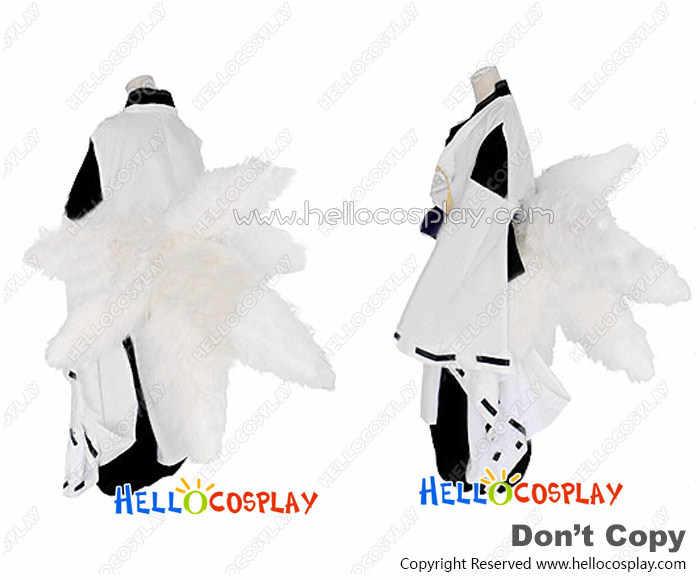 df1d1cf6e4a Inu x Boku SS Cosplay Miketsukami Soushi Costume Kimono H008 (NO tail )