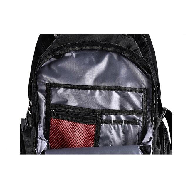 MAGIC UNION Laptop Bag External USB Charge Computer Backpacks Anti-theft Men Waterproof Bags Boy School backpack School bags 5