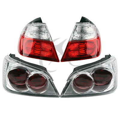 Motorcycle Tail Light Trunk & Lower Brake Turn Signals For Honda GoldWind GL1800 2006 2011