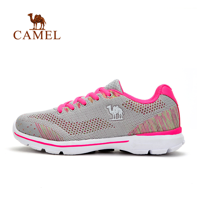 Camel women running shoes sweat absorbing slip-resistant female running shoes sport shoes 2016 new shoes women kelme 2016 new children sport running shoes football boots synthetic leather broken nail kids skid wearable shoes breathable 49