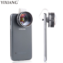 Promo offer YIXIANG For iPhone 6 7 plus super 7X Mobile Telephoto Lens Telescope Telephoto Camera photo Lens For iPHone8 X plus Samsung