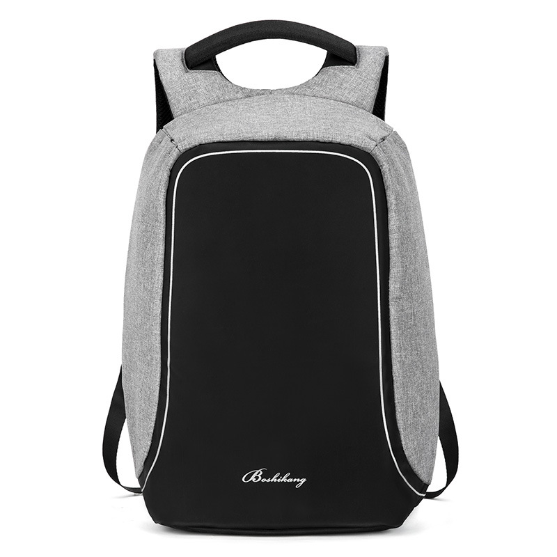 BILLTERA Men Anti Theft Notebook Backpack USB Port Fashion Travel Casual Waterproof Laptop Backpacks Boys Computer School Bag