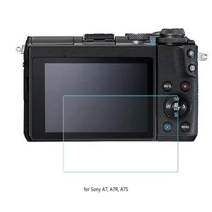 Tempered Glass LCD Screen Protector For Sony A7R A7 A7S