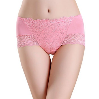 Name:Women's Underwear Sexy Lace Panties BriefsFor Women Seamless Lingerie Mid-Rise pants  2018 New women's panties
