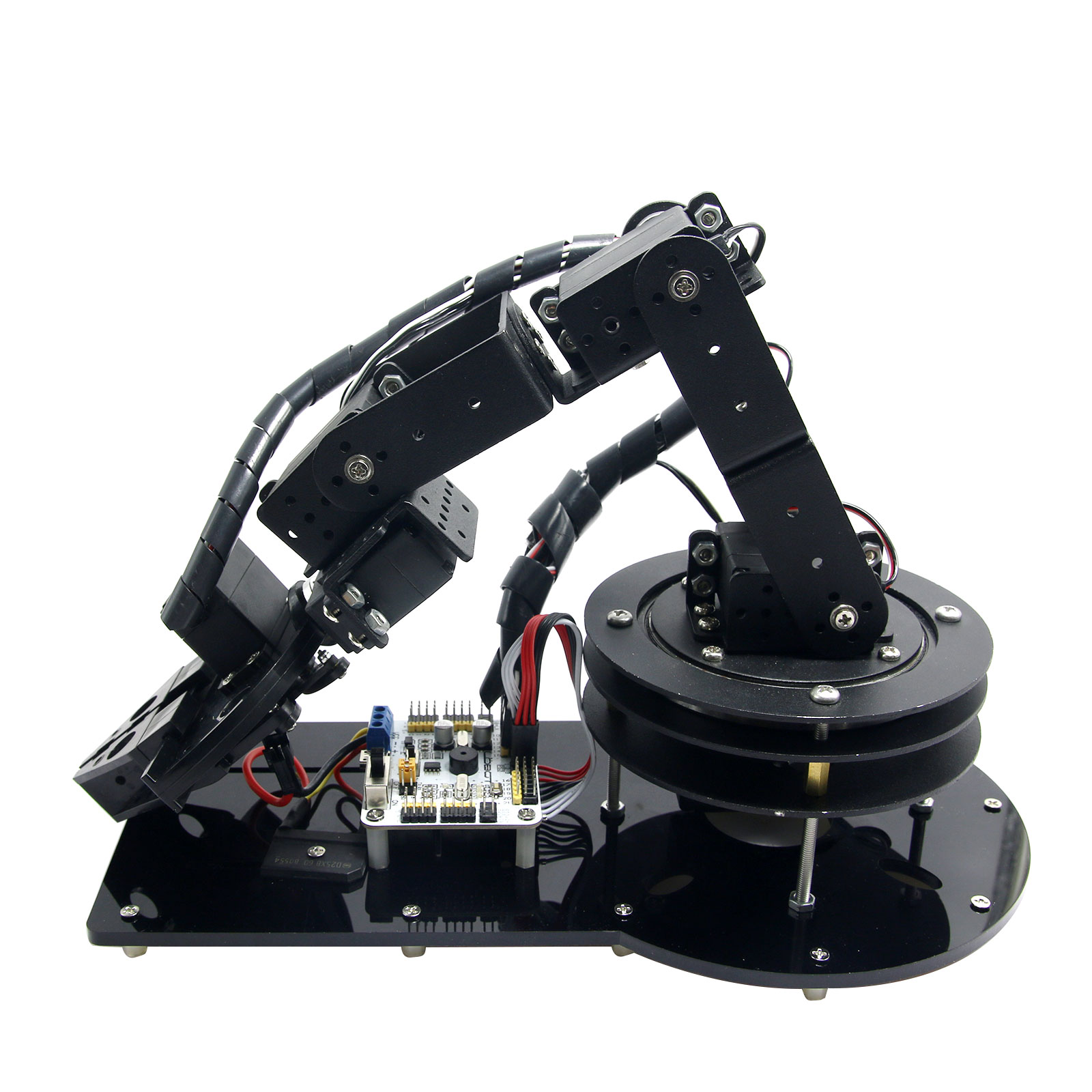 machine extends robotic arms - HD1600×1600