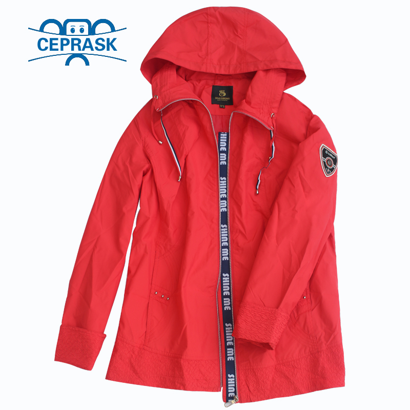 2018 New Spring Autumn   Trench   coat for women Casual Plus Size 6XL Long Windbreaker Outerwear Turn-down Collar Coats Hot sale