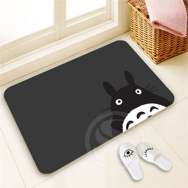 Cute Totoro Home Doormat (3 design)