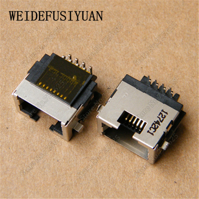 Aliexpress.com : Buy 10pcs/lot Laptop Ethernet Jack LAN Port ...