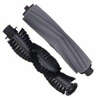 Origina 2pcs Main Roller Brush Bristle For Ilife A6 X620 X623 Robot Vacuum Cleaner Parts Roller
