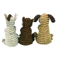 Chew-Toys Dog Puppy Sheep-Fox Plush-Sound Donkey Dumb