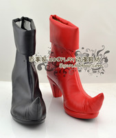 Batman Suicide Squad Harley Quinn Shoes Cosplay