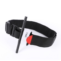 Outdoor Hiking Portable First Aid Quick Slow Release Buckle Medical Military Tactical Emergency Tourniquet Strap One