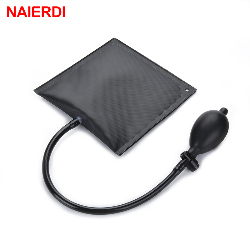 NAIERDI Pump Wedge Locksmith Hand Tools Pick Set Open Car Door Auto Air Wedge Airbag 6.5 Inch Window Repair Supplies Hardware