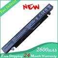 Новые подлинная аккумулятор для ноутбука Asus K550L X550C аккумулятор A41-X550A 2600 мАч