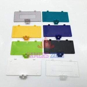 Image 4 - 8 צבעים כדי לבחור החלפת סוללה כיסוי עבור משחק ילד כיס Gameboy GBP סוללה דלת