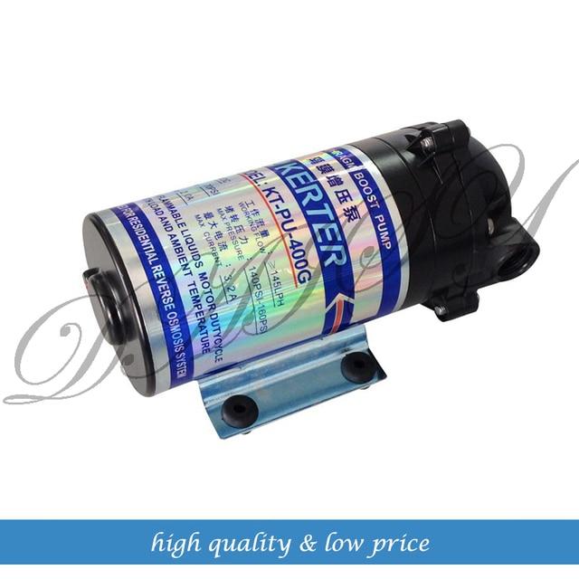 Pompe à eau dappoint silencieuse, 400 gallons, 70psi, dc 36v, pompe à eau auto amorçante, pour boire