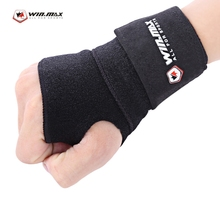 Newest Skiing Wrist Support Hand Palm Protector Snowboarding Guard Brace Sports Safety SBR CR Material Lightweight