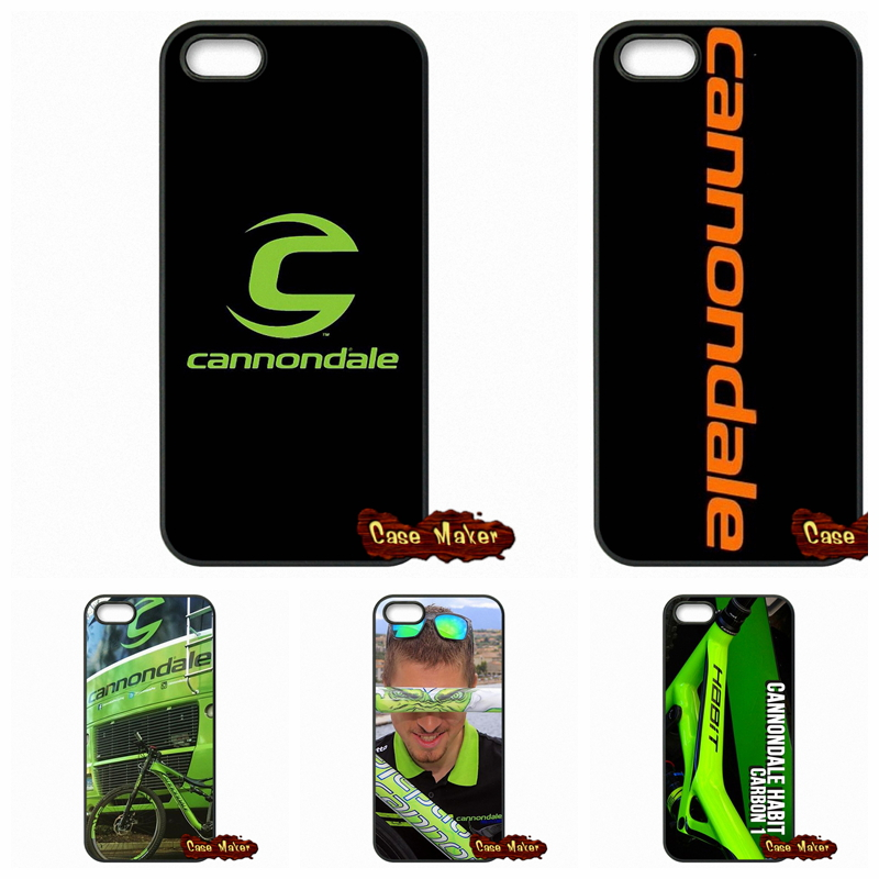 For Apple iPod Touch 4 5 6 iPhone 4 4S 5 5C SE 6 6S 7 Plus 4.7 5.5 for Cannondalers Bike Bicycle Cycling Case Cover