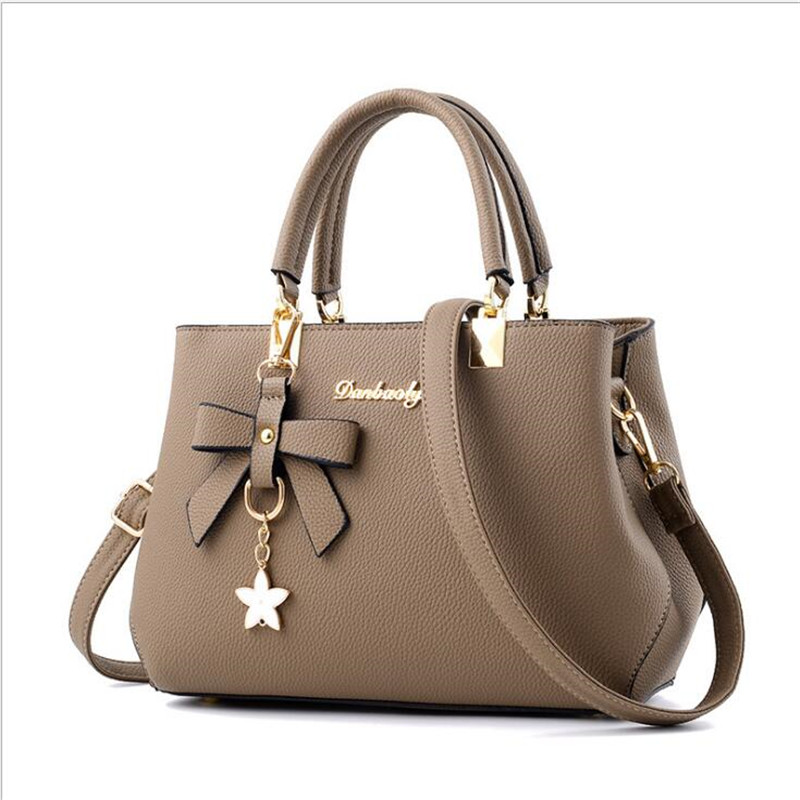 Elegant Shoulder Bag Designer Handbags Bags Plum Bow Sweet Messenger Crossbody Bag For Women