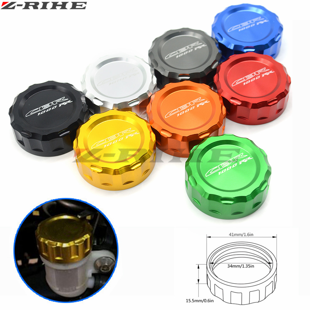 Motorcycle Brake Master Cylinder Oil Filter Fluid Reservoir Cover Cap For HONDA CBR 1000 RR 2012-2014 CBR1000RR/C-AB 2008-2011 for honda cbr600rr 07 15 cbr1000rr 04 15 cb1000r 08 15 red motorcycle front brake master cylinder fluid reservoir cover cap