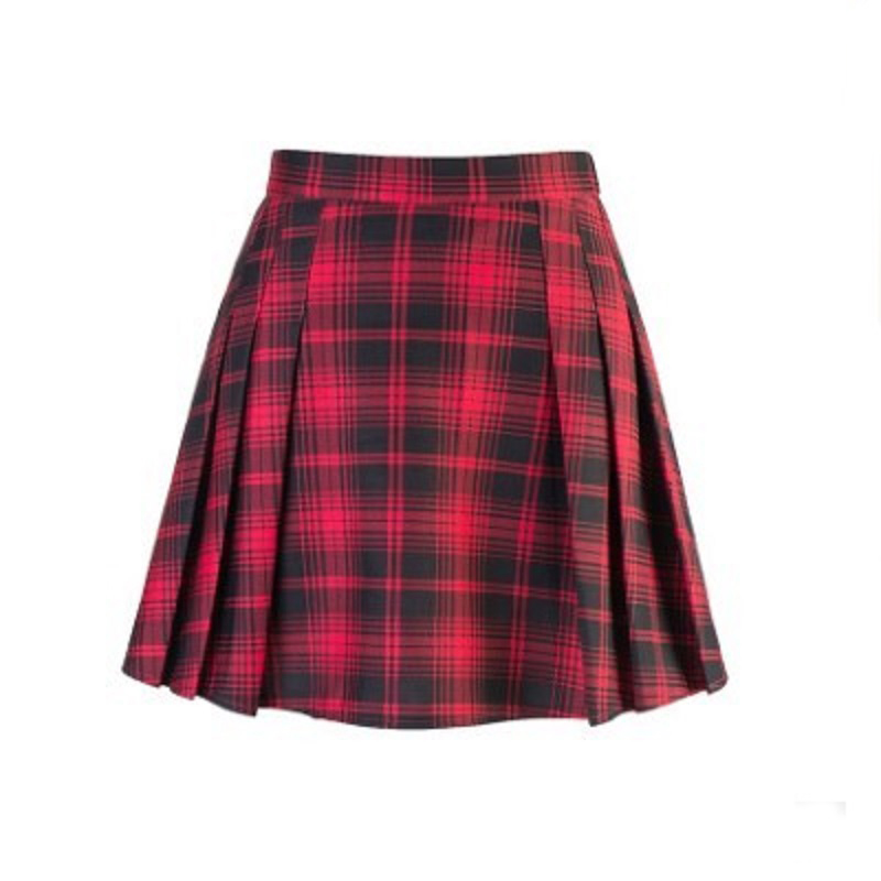 wayne-plaid-skirts-for-girls-black-bumps
