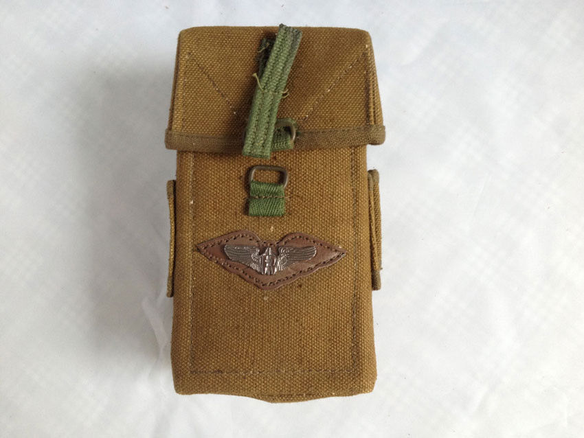 Aspiring Wwii Ww2 Us Militray Army Rifle M16 Ammo Pouch Bag Field Gear Clip - World Military Store To Win A High Admiration And Is Widely Trusted At Home And Abroad.
