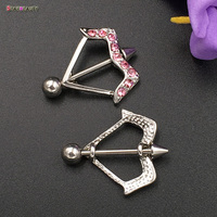 jeffree-star-unique-bow-shape-nipple-piercing-16g-nipple-piercing-pink-white-nipple-rings-plugs-and-tunnels