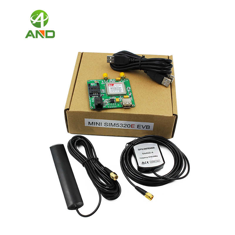 SIM5320E EVB bordo WCDMA GPS 3G kit, 3G dati M2M modulo, SMS wcdma Modulo, SIM5320E a bordo