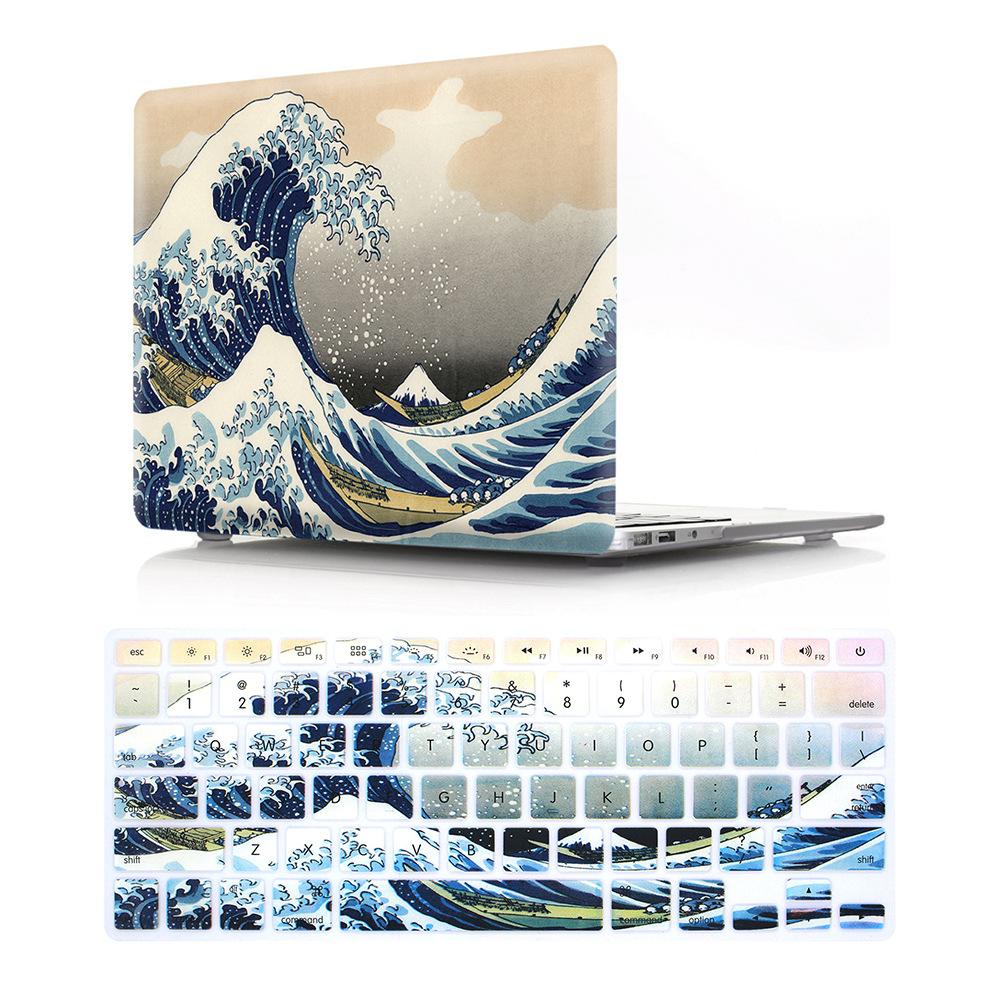HD Pattern Hard Case for MacBook 56