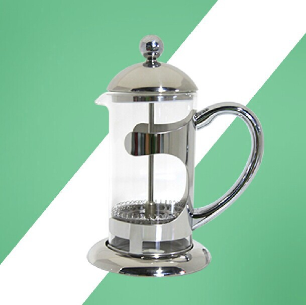 Tea And Coffee Maker French Press Coffee Plunger : 1PC 600ML Top Fashion Coffee French Plunger/ Coffee and Tea Maker-in French Presses from Home ...