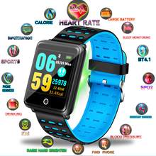 Smart WristBand Fitness Heart Rate Monitor Blood Pressure Pedometer Health Running Sports Smart Watch Men Women For IOS Android smart wrist band bracelet fitness heart rate blood pressure pedometer sports wristband smart watch men women for ios android