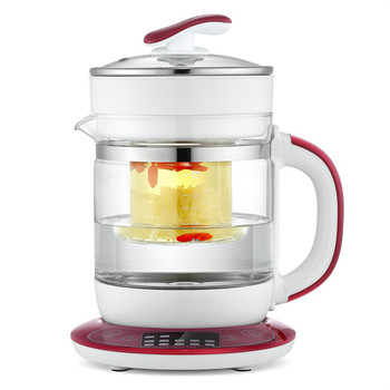 Electric kettle Raise a pot bird's nest with full automatic multi-purpose glass stews and electric for cooking tea