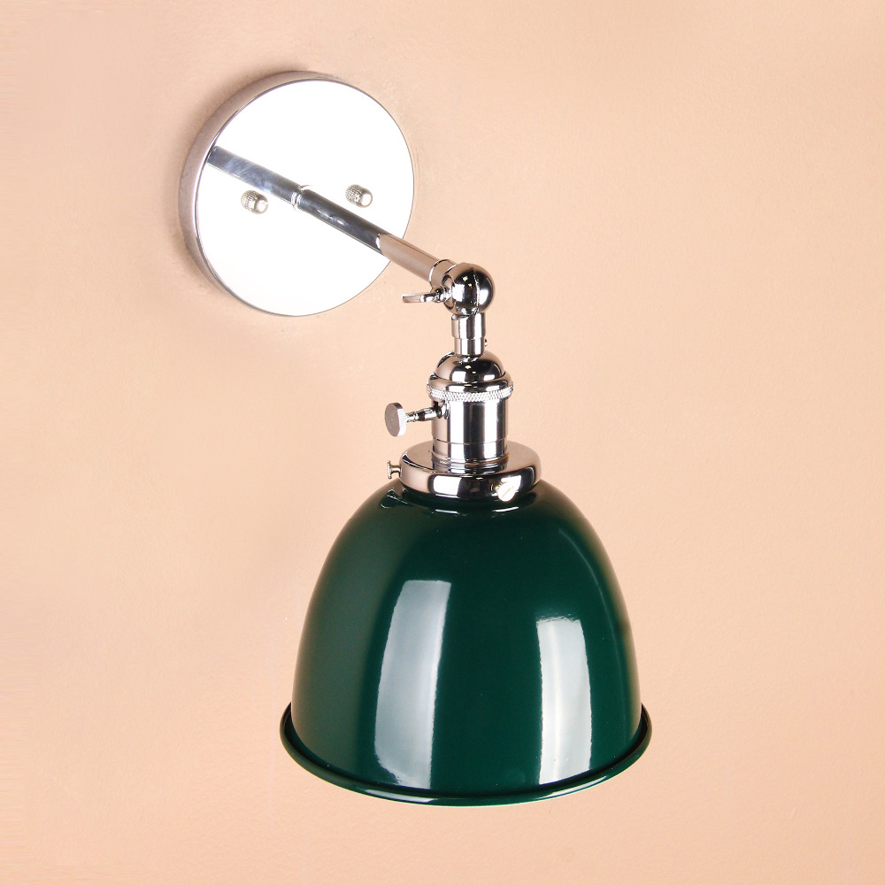 Permo Modern Wall Lamp Industrial Vintage Wall Sconce