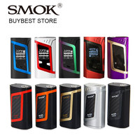 100 Original 220W SMOK Alien Mod VW TC Box Mod Firmware Upgradable Match For TFV8 Baby